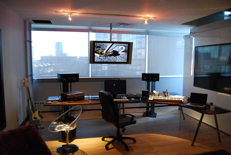 Design Build Toronto Apollo Studio