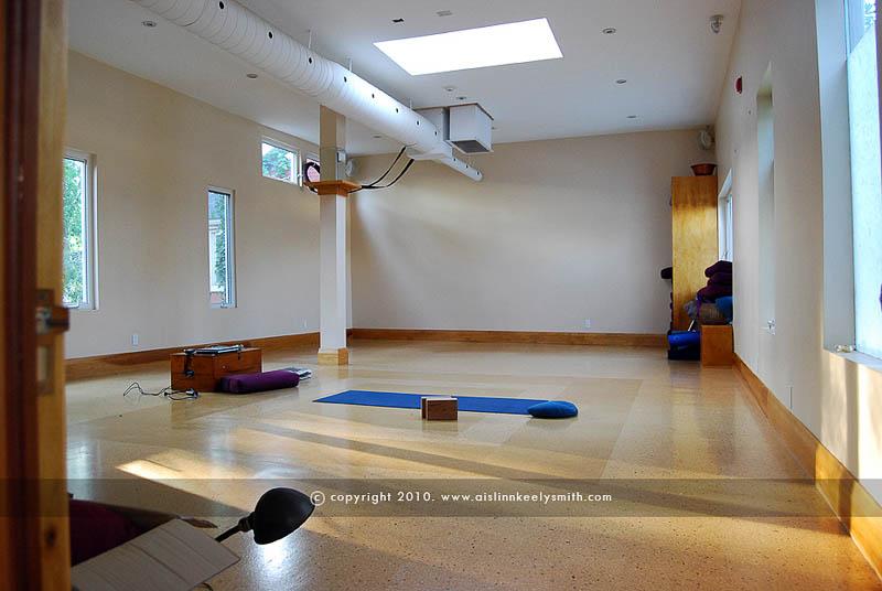 Design Build Toronto Cabbagetown Yoga Studio  Project