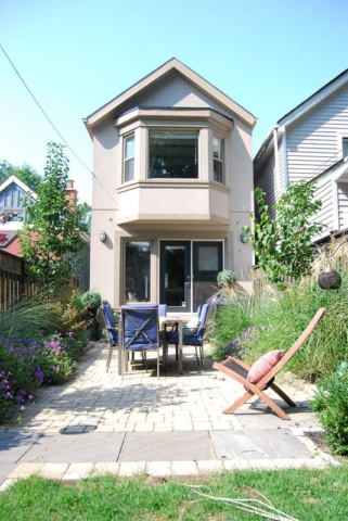 Custom Home Project Leslieville Rhodes Ave